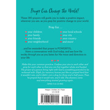 Load image into Gallery viewer, 180 Prayers To Change The World For Adults (Paperback)