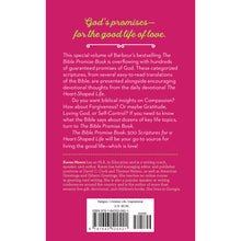 Load image into Gallery viewer, The Bible Promise Book (500 Scriptures For A Heart-Shaped Life)(Paperback)