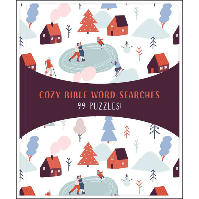 Cozy Bible Word Searches (Paperback)