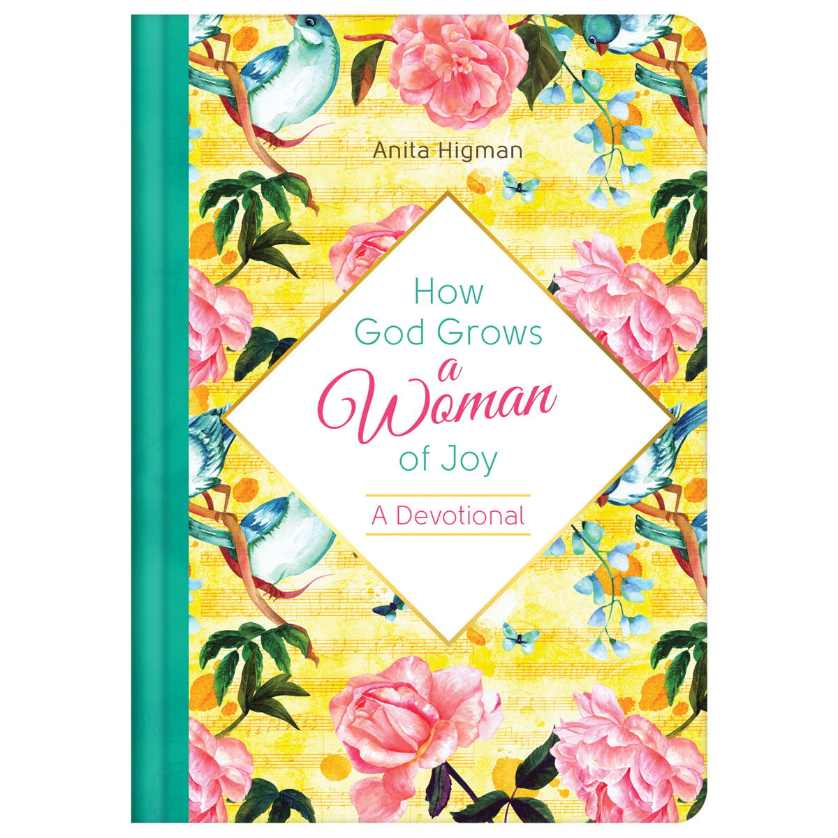 How God Grows A Woman Of Joy (Hardcover)