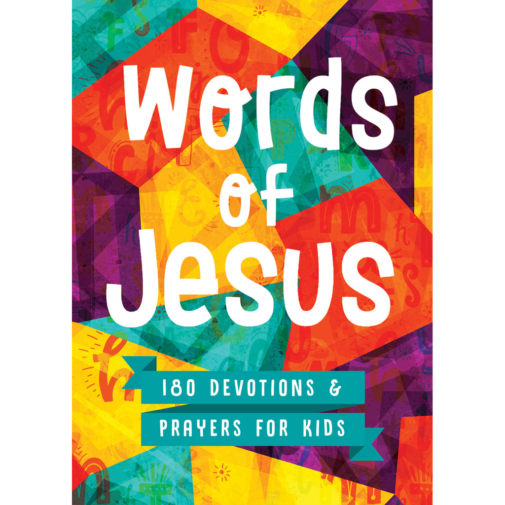 Words Of Jesus (Paperback)