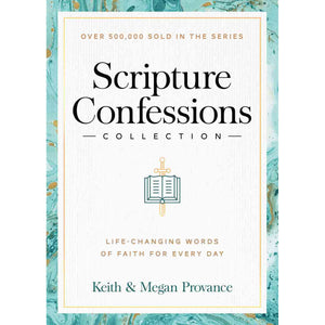 Scripture Confessions Collection: Life-Changing Words Of Faith For Every Day (Hardcover)