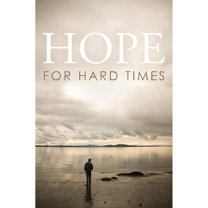 Hope For Hard Times (Pack Of 25)(Booklets)