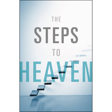 Steps To Heaven (Pack Of 25)(Booklets)