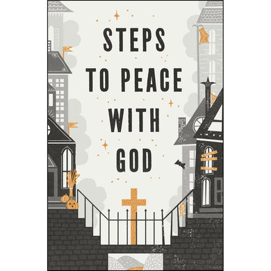 Steps To Peace With God (Pack Of 25)(Booklets)