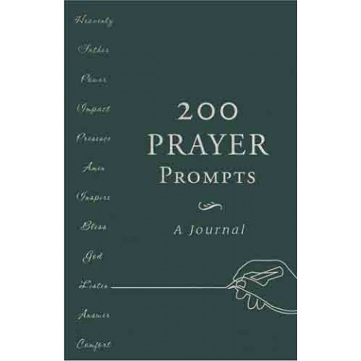 200 Prayer Prompts (Paperback)