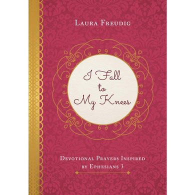 I Fall To My Knees, Devotional Prayers Inspired By Ephesians 3 (Paperback)