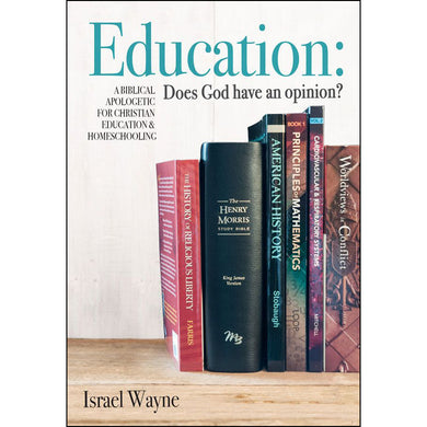 Education Does God Have An Opinion? (Paperback)
