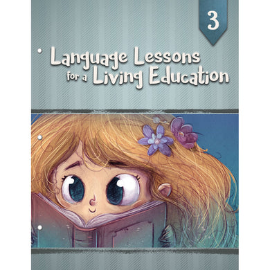 Language Lessons For A Living Education 3 (Paperback)