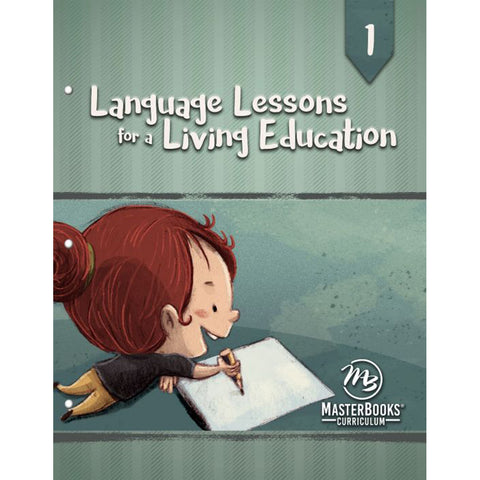 Load image into Gallery viewer, Language Lessons For A Living Education: Level 1 (Paperback)