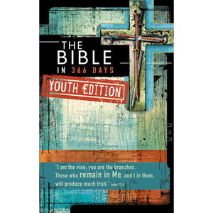 The Bible In 366 Days Youth Edition (Paperback With Flaps)