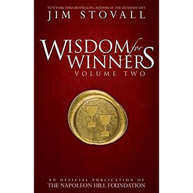 Wisdom For Winners Vol Two: An Official Publication Of The (Paperback)