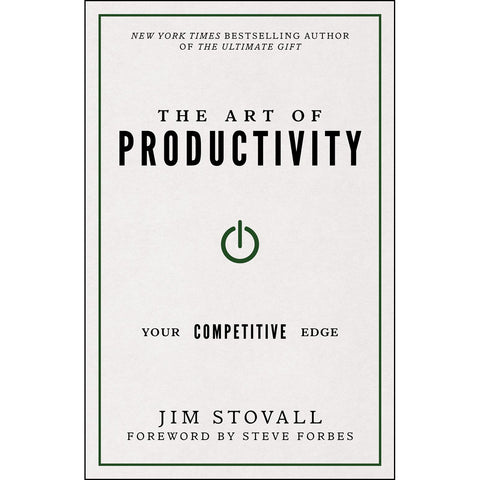 Load image into Gallery viewer, The Art Of Productivity: Your Competitive Edge (Hardcover)