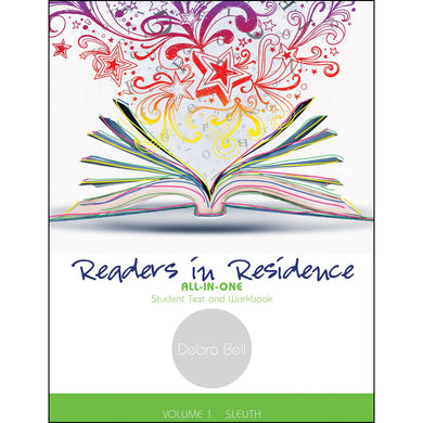 Readers In Residence, Vol. 1  Sleuth (Spiral-Bound)
