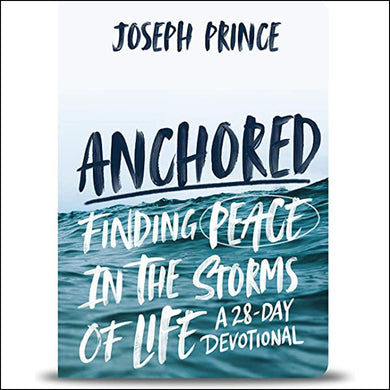 Anchored Finding Peace In The Storms Of Life A 28 Day Devotional (Paperback)