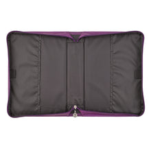 Load image into Gallery viewer, Blessed Is The One Who Trusts In The Lord (LuxLeather Bible Bag)
