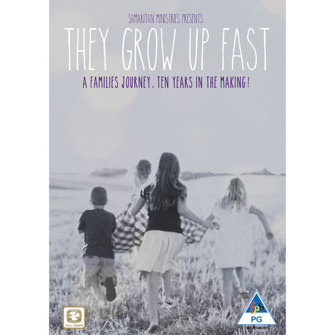 They Grow Up Fast (DVD)