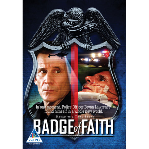 Badge of Faith (DVD)