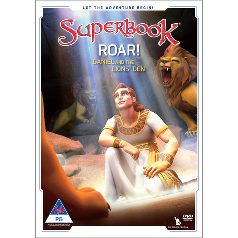 Load image into Gallery viewer, Superbook:Roar (DVD)