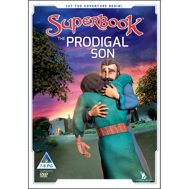 Superbook 2: The Prodical Son (DVD)