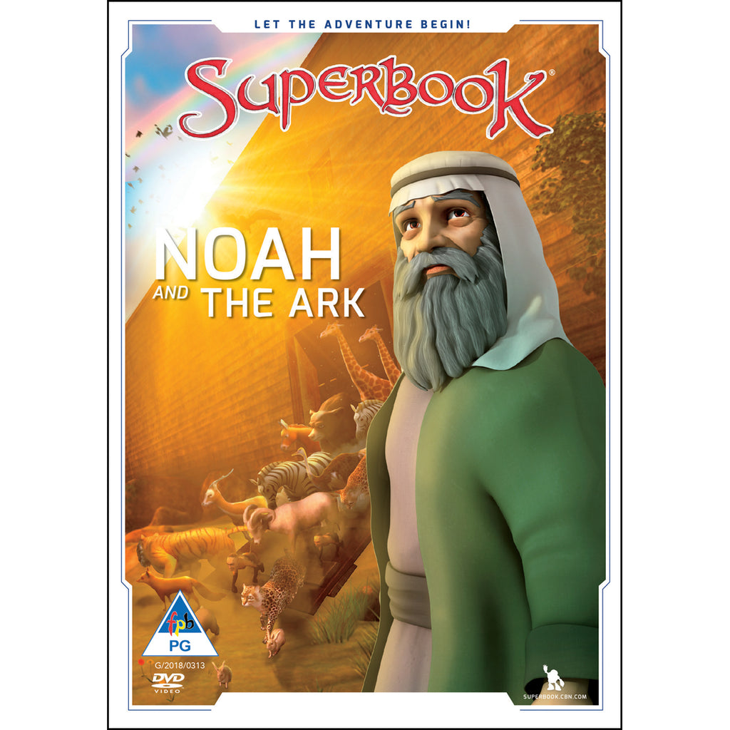 Superbook 2: Noah And The Ark (DVD)