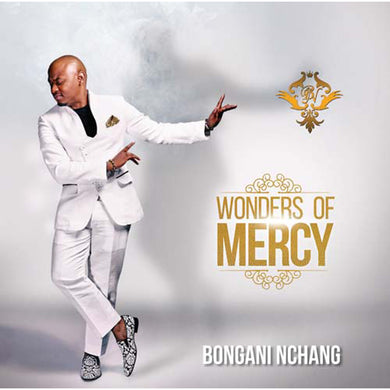 Wonders of Mercy (CD)
