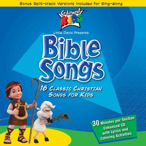 Bible Songs (CD)