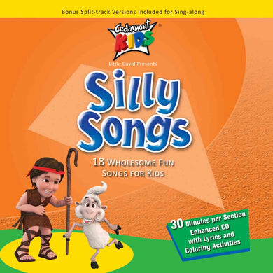 Silly Songs (CD)