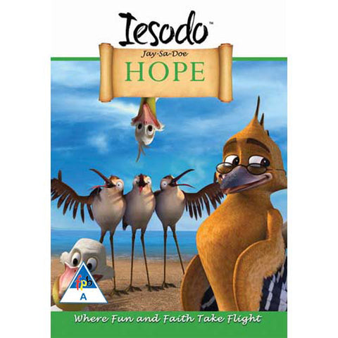 Load image into Gallery viewer, Iesodo: Hope (DVD plus 12 Piece Puzzle)