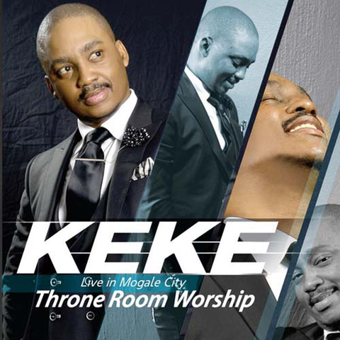 Load image into Gallery viewer, Throne Room Worship (CD)