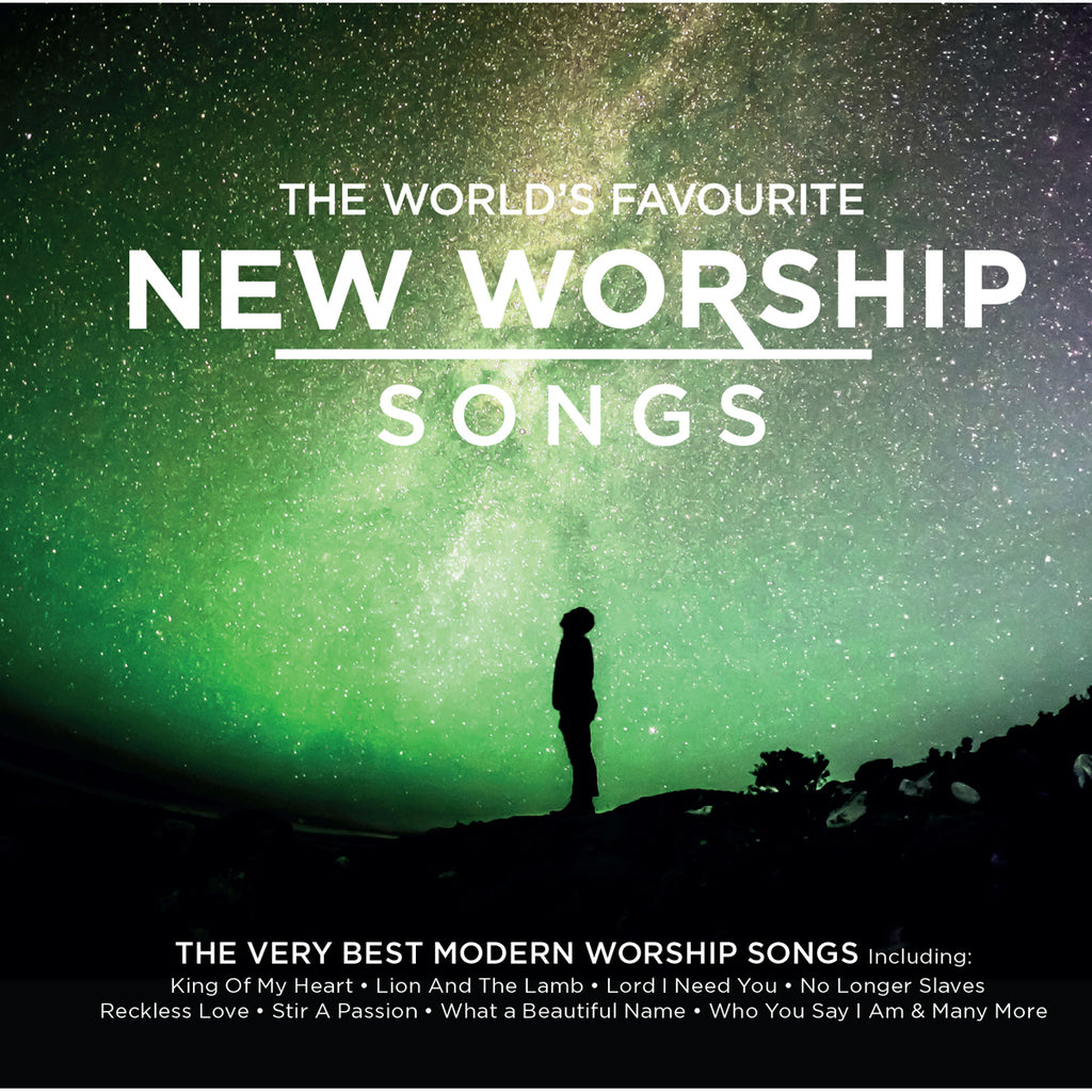 The World's Favourite New Worship Songs (3 CD)