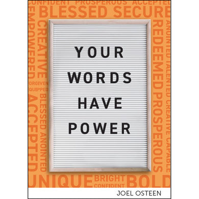 Your Words Have Power DVD