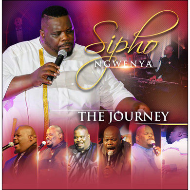 Journey Of Sipho Ngwenya (CD)