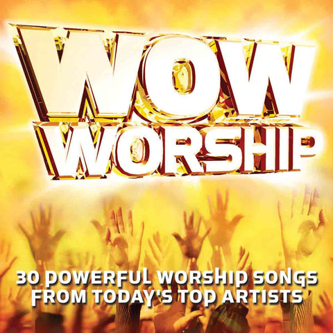 Wow Worship Yellow (CD)