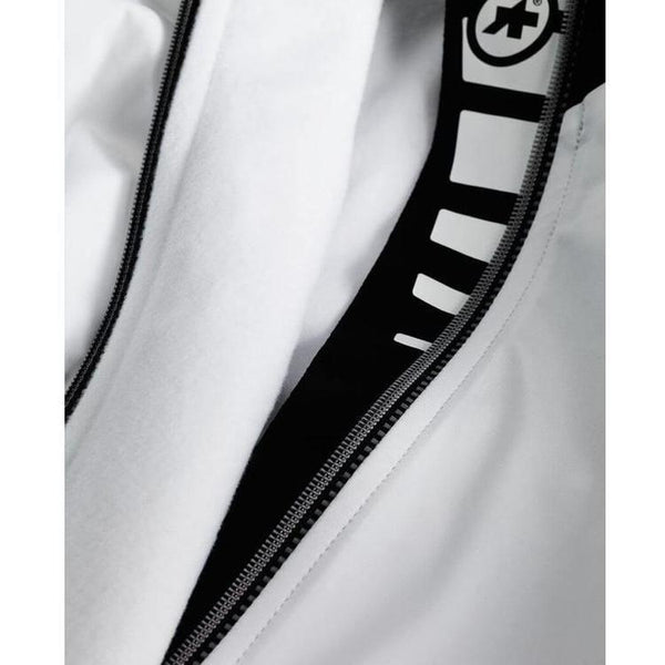 Assos IJ.Shaq Uno Windproof Jacket White Panther-XS-Clothing-bikeZaar