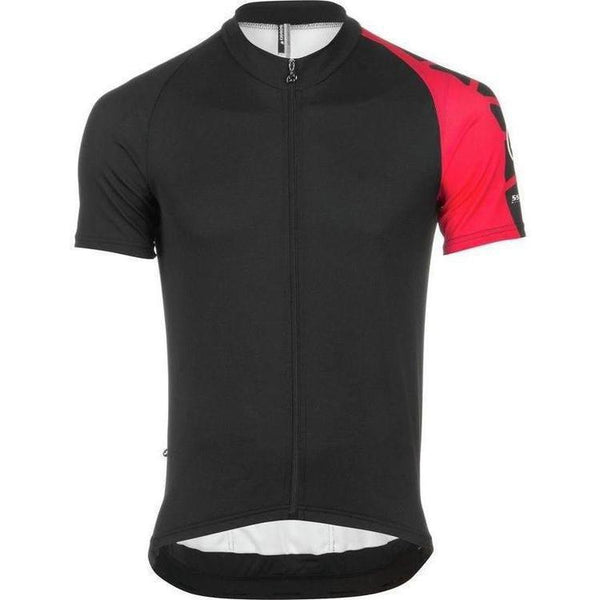 Assos Short Sleeve Mille Jersey EVO7 National Red