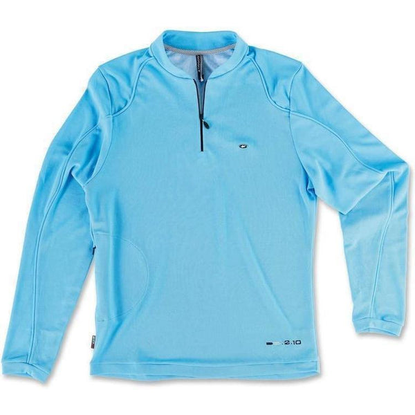 Assos Dopo Bici Activity Polo Long Sleeve Almatysky-bikeZaar