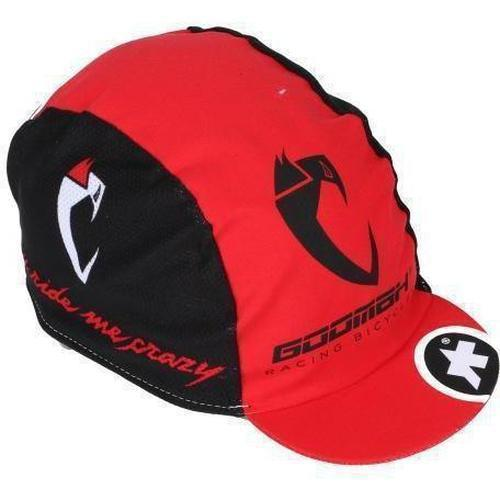 Assos Exploit Cap_EVO7 National Red OS-bikeZaar