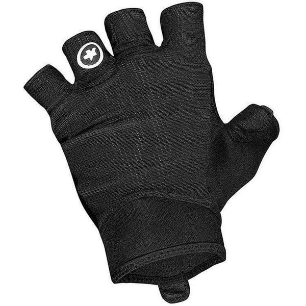 Assos HF Shasha Gloves Black Series-XS-Clothing-Assos, Assos Outlet, Below £50, Black, Gloves, In Stock Only, L, Large, M, Medium, On Sale, Price Drop, Road, S, Small, Summer, Unisex, X-Large, X-Small, XL, XLG (XXL), XS, XX-Large-P13.50.521.18.XS-bikeZaar