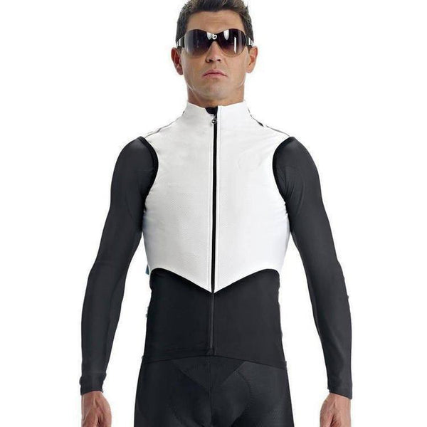 Assos IG FalkenZahn Gilet White Panther-XS-Clothing-Assos, Assos Outlet, Gilets, Gilets & Vests, In Stock Only, L, Large, M, Medium, On Sale, Price Drop, Reflective, Road, S, Small, TIR (XXXL), Unisex, White, Winter, X-Large, X-Small, XL, XLG (XXL), XS, XX-Large, XXX-Large, £50 - £100-11.30.320.56.XS-bikeZaar