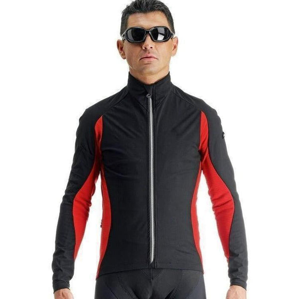 Assos IJ HaBu Jacket Red Swiss-bikeZaar