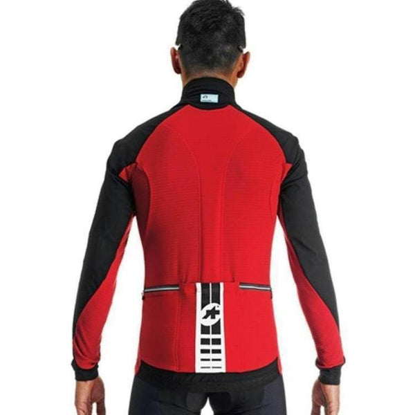 Assos IJ HaBu Jacket Red Swiss-XS-bikeZaar