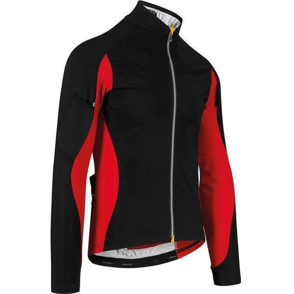 Assos IJ HaBu Jacket Red Swiss-XS-Clothing-bikeZaar