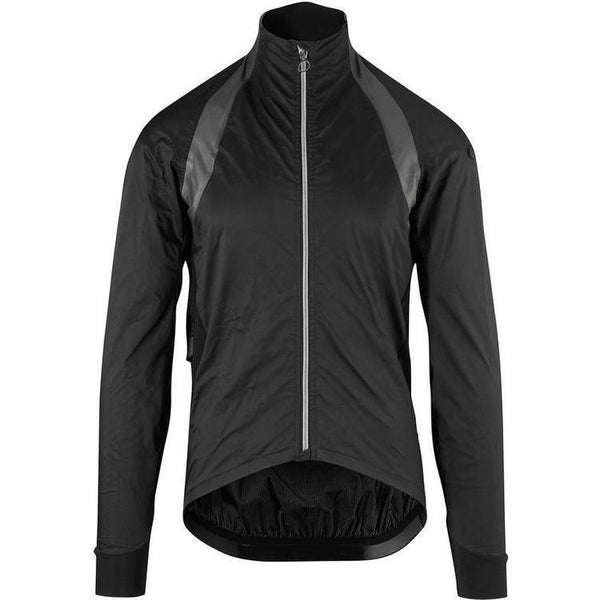 Assos RS.Sturmprinz EVO Jacket Black Volkanga-XS-Clothing-Assos, Assos Outlet, Black, Clearance, In Stock Only, Jacket, Jackets, L, Large, M, Medium, Mens, On Sale, Price Drop, Road, S, Small, TIR (XXXL), Water Resistant, Waterproof, Winter, X-Small, XS, XXX-Large, £200 - £300-13.32.327.12.XS-bikeZaar