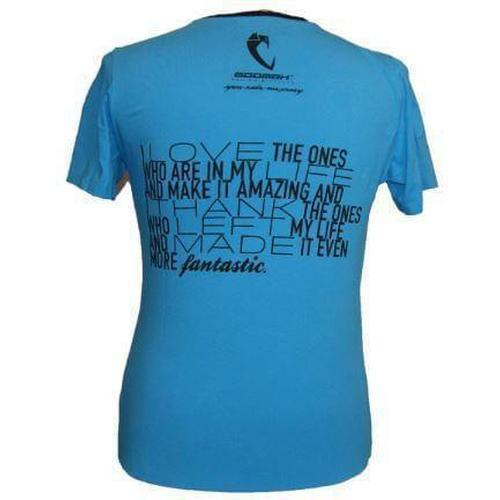 Assos Short Sleeve Amazing T-Shirt Goomah Blue-XS-Clothing-bikeZaar