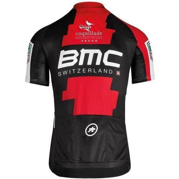 Assos Short Sleeve Jersey BMC-S-Clothing-bikeZaar
