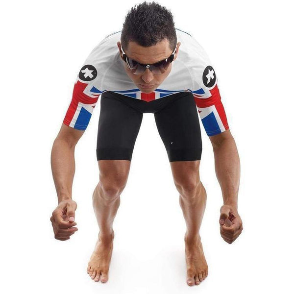 Assos Short Sleeve Neo Pro Jersey United Kingdom-XS-Clothing-bikeZaar