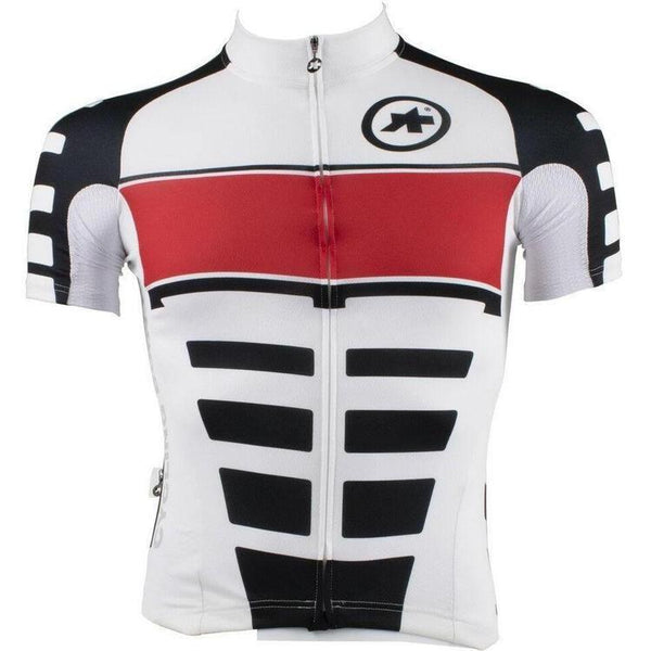 Assos SS Corporate S7 Jersey Red Swiss