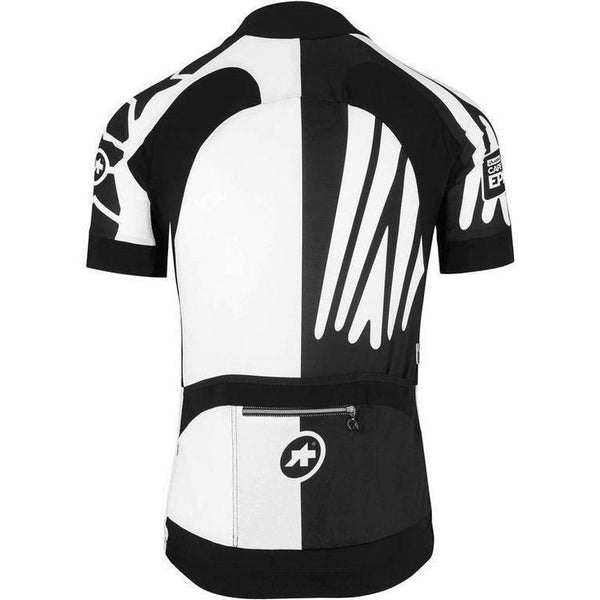 Assos SS.Cape Epic XC Jersey_EVO7 Holy White-XS-Clothing-Assos, Assos Outlet, Clearance, In Stock Only, Jerseys, L, Large, Lightweight, M, Medium, Mens, On Sale, Road, S, Short Sleeve, Small, White, X-Large, X-Small, XL, XS, £50 - £100-53.20.200.57.XS-bikeZaar