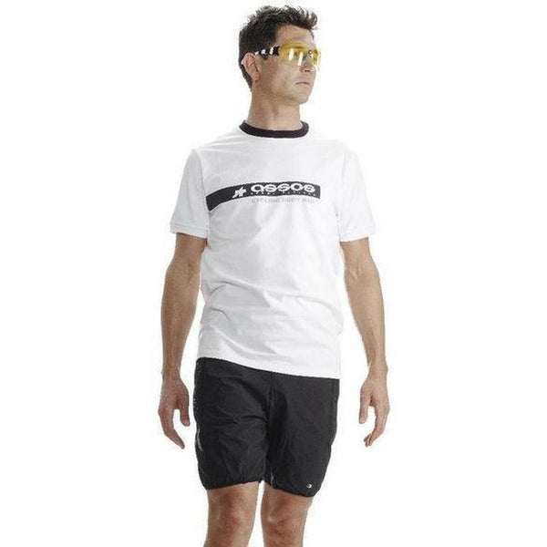 Assos T-Shirt Corporate R&D+R White-bikeZaar